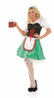 Sexy Bavarian Girl Costume (3674)
